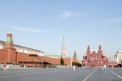 moscow röd russia fyrkant Royaltyfria Bilder