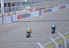 Moscow Raceway race track Stock Image