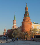 Moscow, Red Square,. The main attractions of Moscow's Red Square Stock Images
