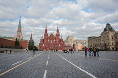 Moscow Red Square. Royalty Free Stock Photography