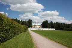 Moscow region. Estate Arkhangelskoe. Palace. Royalty Free Stock Image
