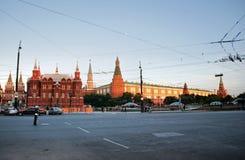 moscow Rosji czerwony kwadrat zdjęcie royalty free