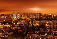 moscow Rosji E Zdjęcie Stock