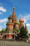 moscow russia Royaltyfria Bilder
