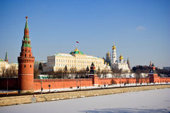 Moscow, Russia. Moscow city Royalty Free Stock Images