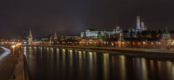 moscow russia Arkivfoto