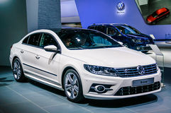 Free MOSCOW, RUSSIA - AUG 2012: VOLKSWAGEN PASSAT CC Presented As World Premiere At The 16th MIAS Moscow International Automobile Salon Stock Photos - 57524883