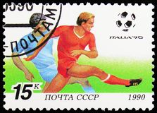 Attempted Tackle, World Football Championship `Italy-90` serie, circa 1990