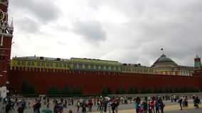 Moscow, Russia. August 16, 2015: Red Square. stock video footage