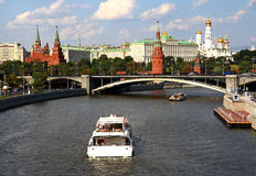 Moscow, Russia . Royalty Free Stock Photos