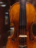 Violin, Antonio Stradivary, Cremona, Italy, 1736 Stock Photo