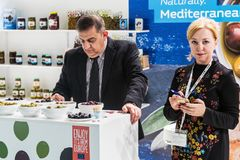 international exhibition of food, beverages and raw materials