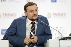 Alexey Evgenievich Repik Stock Photo