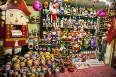 Red Square, Russian Souvenir counter