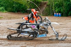 Mototechnics Stock Photography