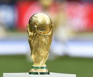 WORLD CUP 2018 Stock Photos