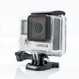 MOSCOW, RUSSIA- june 29, 2015: GoPro Hero 4 Black Edition Stock Image