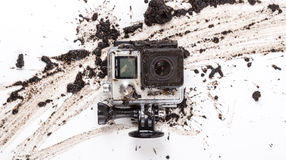 MOSCOW, RUSSIA- june 29, 2015: GoPro Hero 4 Black Stock Photos