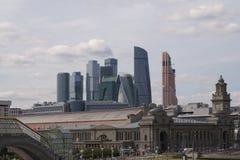 Kiev railway station royalty free stock photo