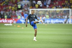 WORLD CUP 2018 stock photography