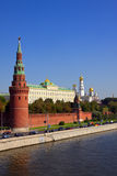 Moscow, Russia. Kremlin royalty free stock photography