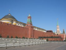 Moscow, Russia, Kremlin Royalty Free Stock Photo