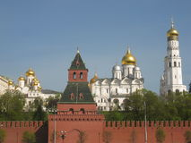 Moscow, Russia, Kremlin Stock Images