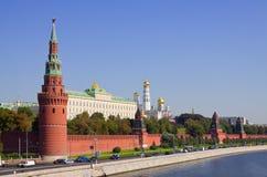 Moscow, Russia.  Kremlin Royalty Free Stock Photos
