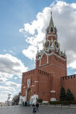 MOSCOW, RUSSIA - March 23, 2017: Kremlin Red Square Stock Image