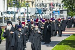 Orthodox Priests Royalty Free Stock Photography