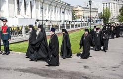Orthodox Priests Stock Image