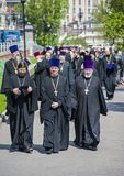 Orthodox Priests Stock Photo