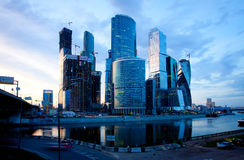 Moscow, Russia-06.08.2014 Royalty Free Stock Image