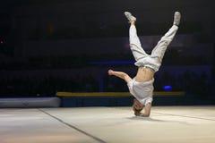 "B-boy Bumblebee Sergey Chernyshev at the ""Legends of Sport"" show by Alexey Nemov -"