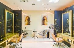 Beauty salon interior shot Stock Images