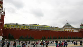 Moscow, Russia.Red Square. stock footage