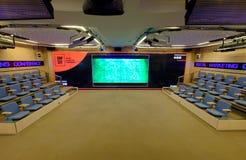Rossiya Segodnya Russian news agency conference hall interior Royalty Free Stock Photography