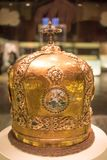 MOSCOW; RUSSIA -  The State Historical Museum. Royalty Free Stock Image