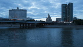 Moscow Russia stock video footage