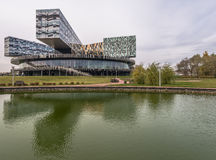 Moscow school of management SKOLKOVO. Royalty Free Stock Photos