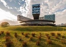 Moscow school of management SKOLKOVO. Stock Image