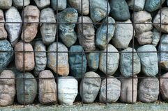 Moscow sculpture park muzeon art Royalty Free Stock Image