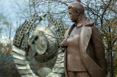 Moscow sculpture park muzeon art Stock Photography