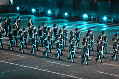 Orchestra of the Royal Guard of His Majesty Royalty Free Stock Image