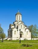 Moscow, Spaso-Andronikov monastery Stock Photography
