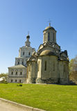 Moscow, Spaso-Andronikov monastery Royalty Free Stock Photo
