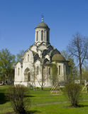 Moscow, Spaso-andronnikov monastery Stock Photography