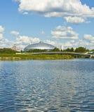 Moscow, sports palace Dinamo Royalty Free Stock Photo