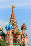 Moscow. St Basil's Cathedral, Moscow, Russia Stock Photography