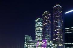 Moscow-stad Royaltyfri Fotografi
